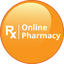 Online Pharmacy Icon and link